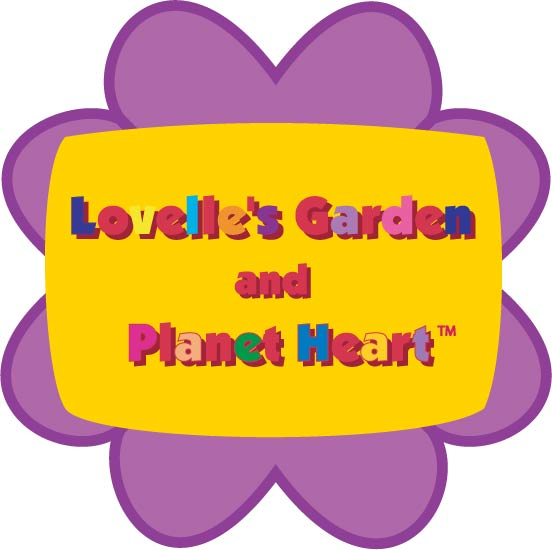 Lovelle's Garden and Planet Heart