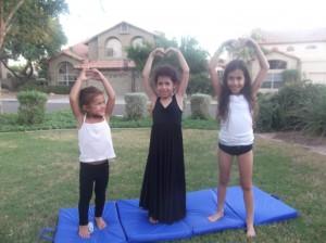 HeartMark Yogalates