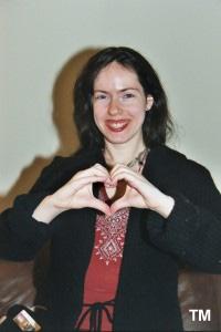 heart hand, heartmark,