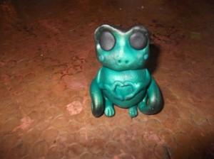 Frog HeartMarks