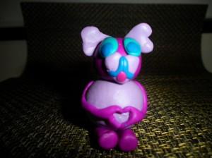 Pinky HeartMarking