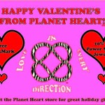Coupon for Valentine's Day